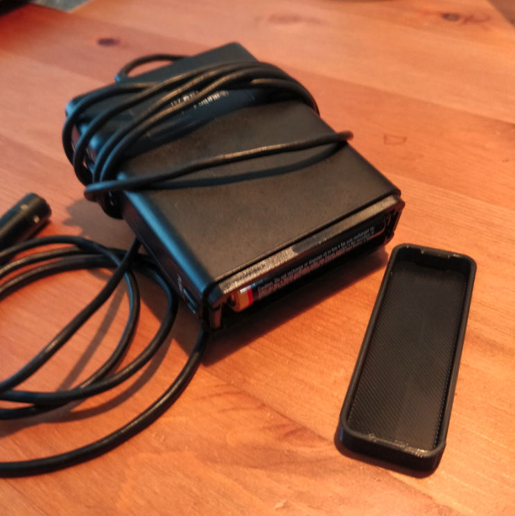 Project: Audio Technica AT Pro 70, AT831b battery cover